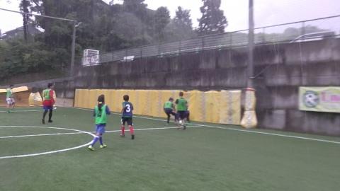 ゆるUNO 6/25(日) at UNOフットボールファーム_a0059812_15161296.jpg