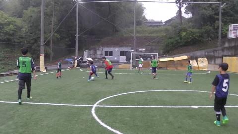 ゆるUNO 6/25(日) at UNOフットボールファーム_a0059812_15161508.jpg