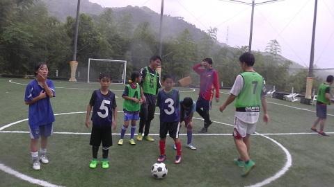 ゆるUNO 6/25(日) at UNOフットボールファーム_a0059812_15192313.jpg
