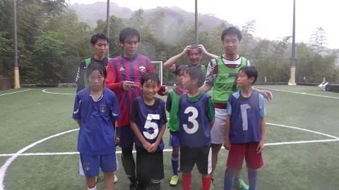 ゆるUNO 6/25(日) at UNOフットボールファーム_a0059812_15193069.jpg