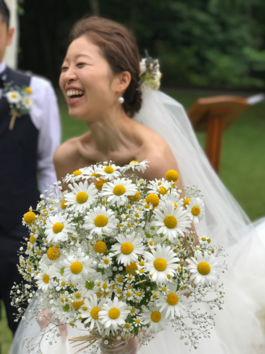 Happy Wedding♡_c0071924_12472046.jpg