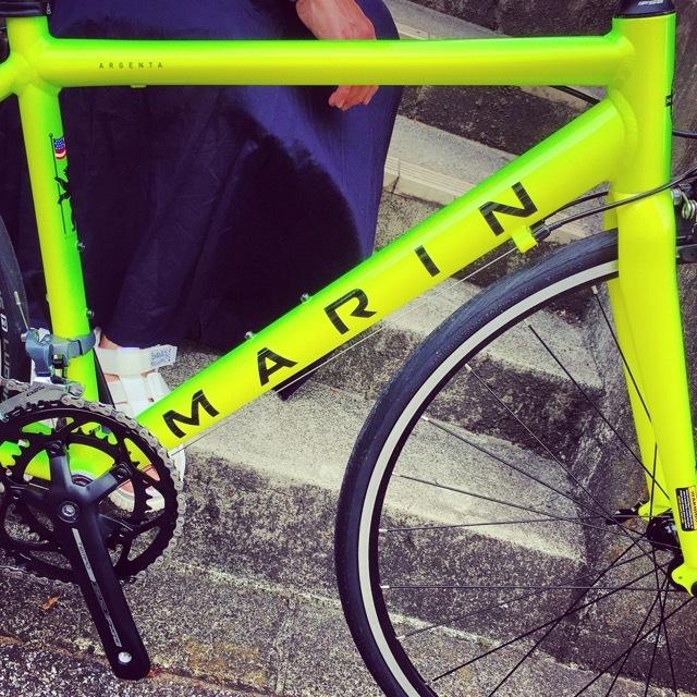 2017 MARIN ARGENTA SE-F LIMITED マリン 限定カラー アルジェンタ おしゃれ自転車 自転車女子 自転車ガール クロスバイク ロードバイク_b0212032_19135760.jpg