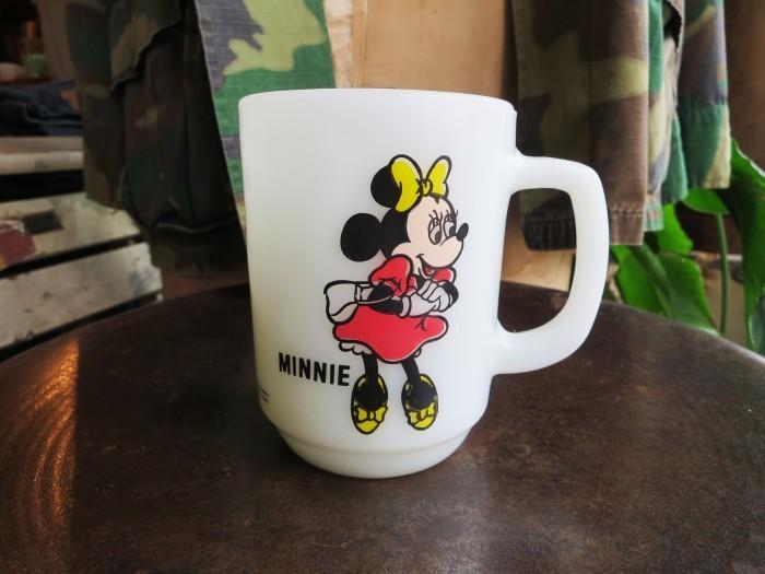 Fire King Disney Mug Minnie  _e0187362_15555704.jpg
