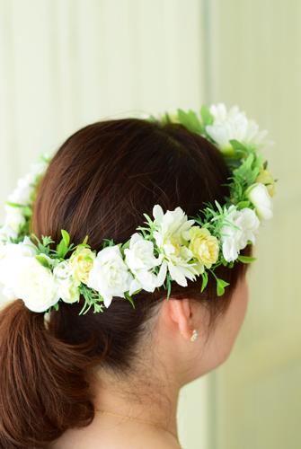 大人可愛い花冠♪_d0167088_11104174.jpg