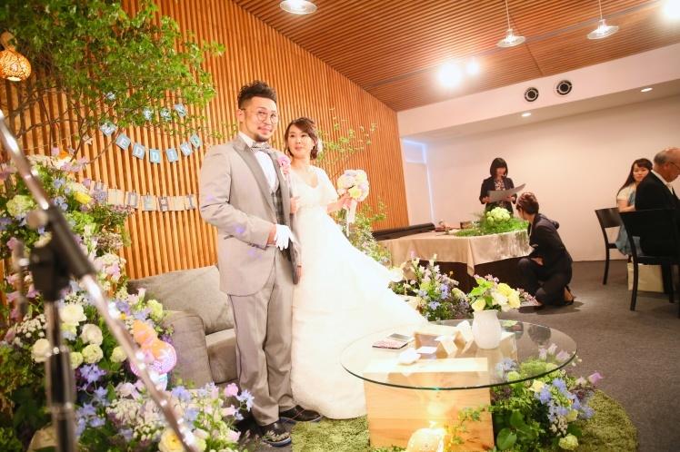 Wedding Photo!H&A~パーティー編_e0120789_15480244.jpg