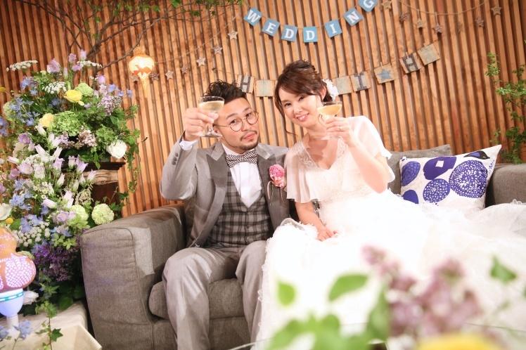 Wedding Photo!H&A~パーティー編_e0120789_15483262.jpg