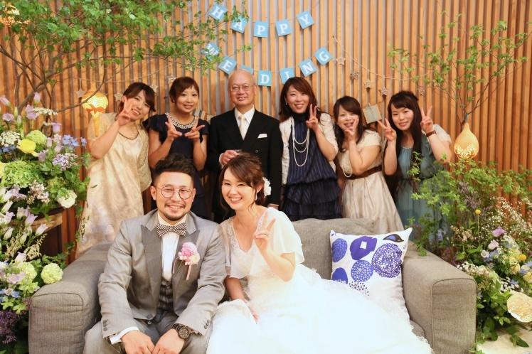 Wedding Photo!H&A~パーティー編_e0120789_15485238.jpg