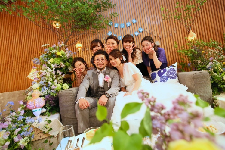 Wedding Photo!H&A~パーティー編_e0120789_15490435.jpg