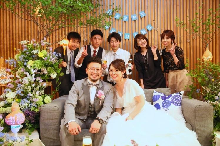 Wedding Photo!H&A~パーティー編_e0120789_15491840.jpg
