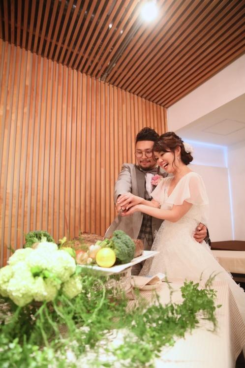 Wedding Photo!H&A~パーティー編_e0120789_15495919.jpg