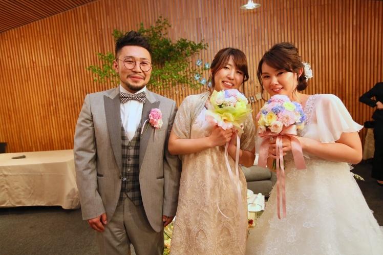 Wedding Photo!H&A~パーティー編_e0120789_15505096.jpg