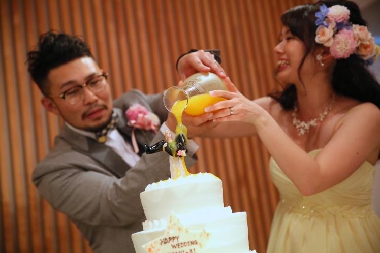 Wedding Photo!H&A~パーティー編_e0120789_15515228.jpg