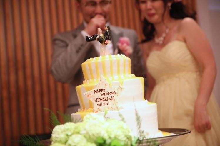 Wedding Photo!H&A~パーティー編_e0120789_15521332.jpg