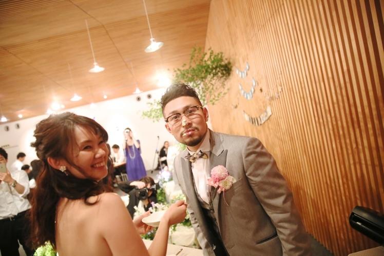 Wedding Photo!H&A~パーティー編_e0120789_15524190.jpg