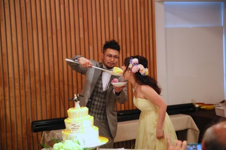 Wedding Photo!H&A~パーティー編_e0120789_15525261.jpg