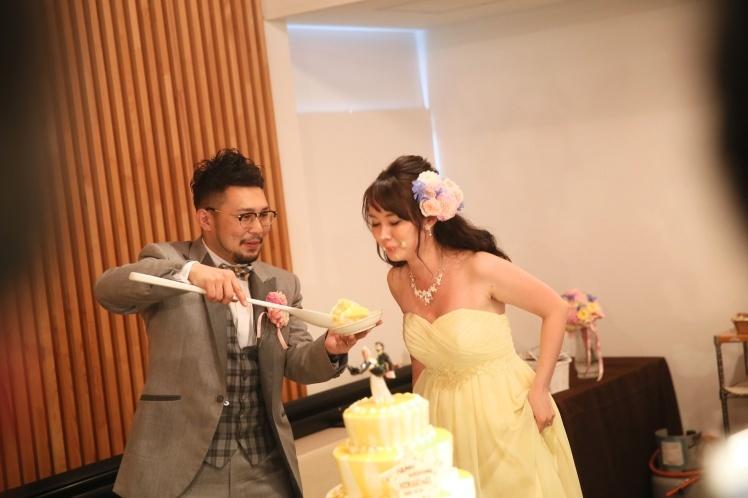 Wedding Photo!H&A~パーティー編_e0120789_15530885.jpg
