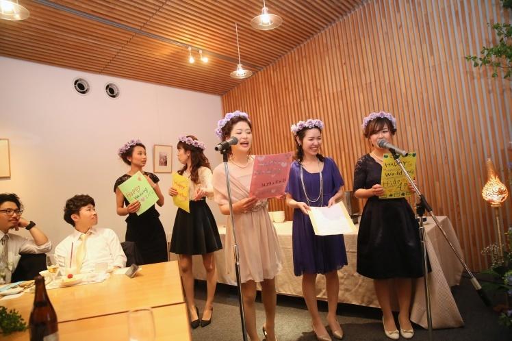 Wedding Photo!H&A~パーティー編_e0120789_15541774.jpg