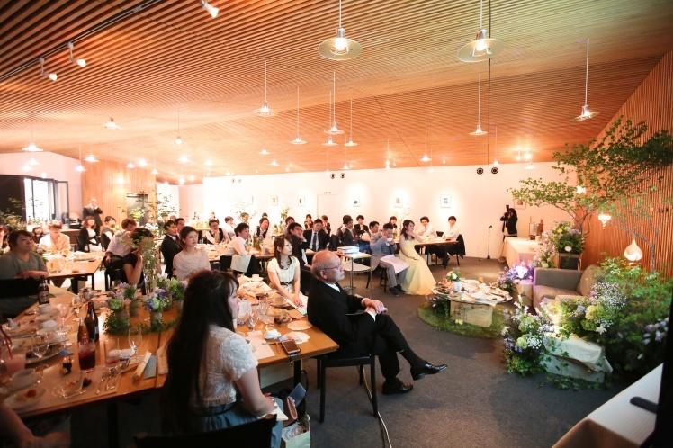 Wedding Photo!H&A~パーティー編_e0120789_15550324.jpg