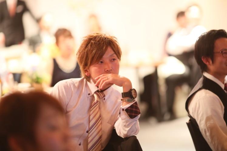 Wedding Photo!H&A~パーティー編_e0120789_15554322.jpg