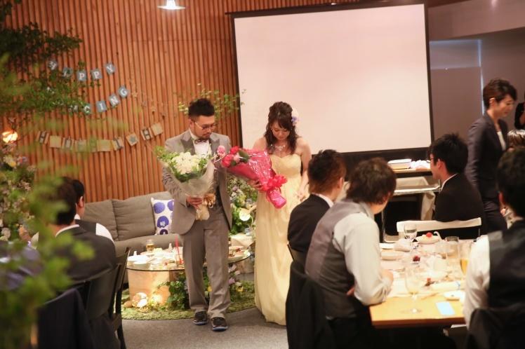 Wedding Photo!H&A~パーティー編_e0120789_15563222.jpg