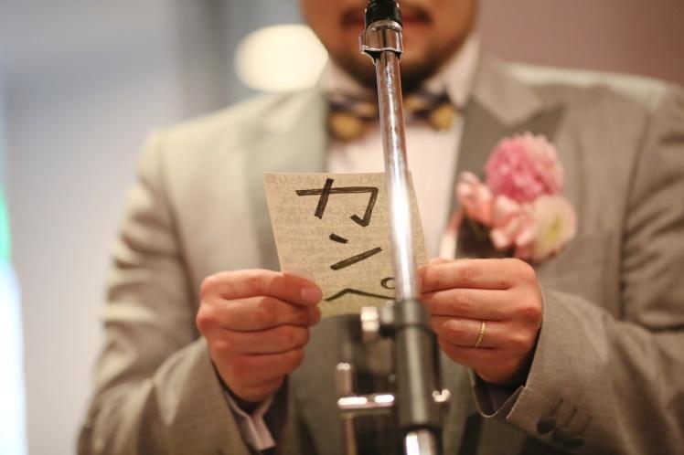 Wedding Photo!H&A~パーティー編_e0120789_15570464.jpg