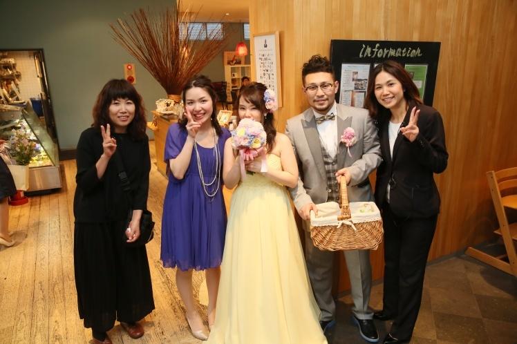 Wedding Photo!H&A~パーティー編_e0120789_15573187.jpg