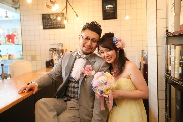 Wedding Photo!H&A~パーティー編_e0120789_15574559.jpg