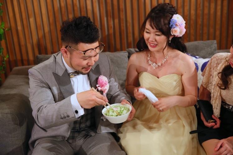 Wedding Photo!H&A~パーティー編_e0120789_16002039.jpg