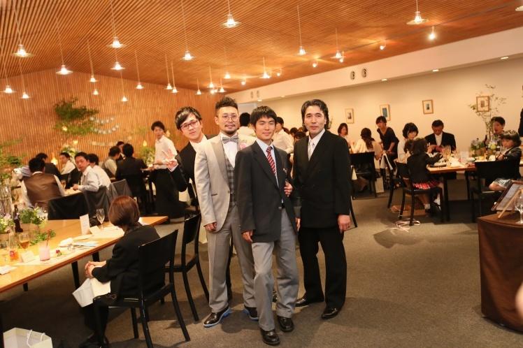 Wedding Photo!H&A~パーティー編_e0120789_16015569.jpg