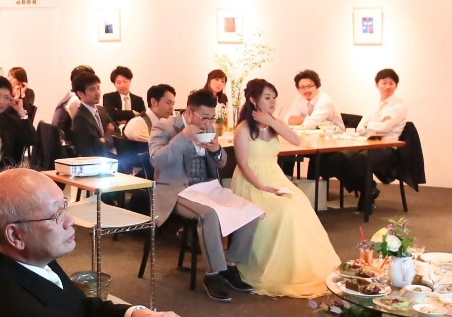Wedding Photo!H&A~パーティー編_e0120789_16270988.jpg