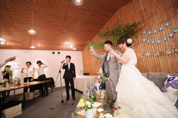 Wedding Photo!H&A~パーティー編_e0120789_17101905.jpg