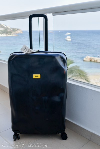 一味違うスーツケースをお探しの方必見!:『CRASH BAGGAGE(クラッシュバゲージ)』_d0114093_4341035.jpg