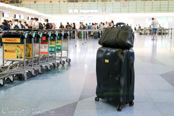 一味違うスーツケースをお探しの方必見!:『CRASH BAGGAGE(クラッシュバゲージ)』_d0114093_4351198.jpg