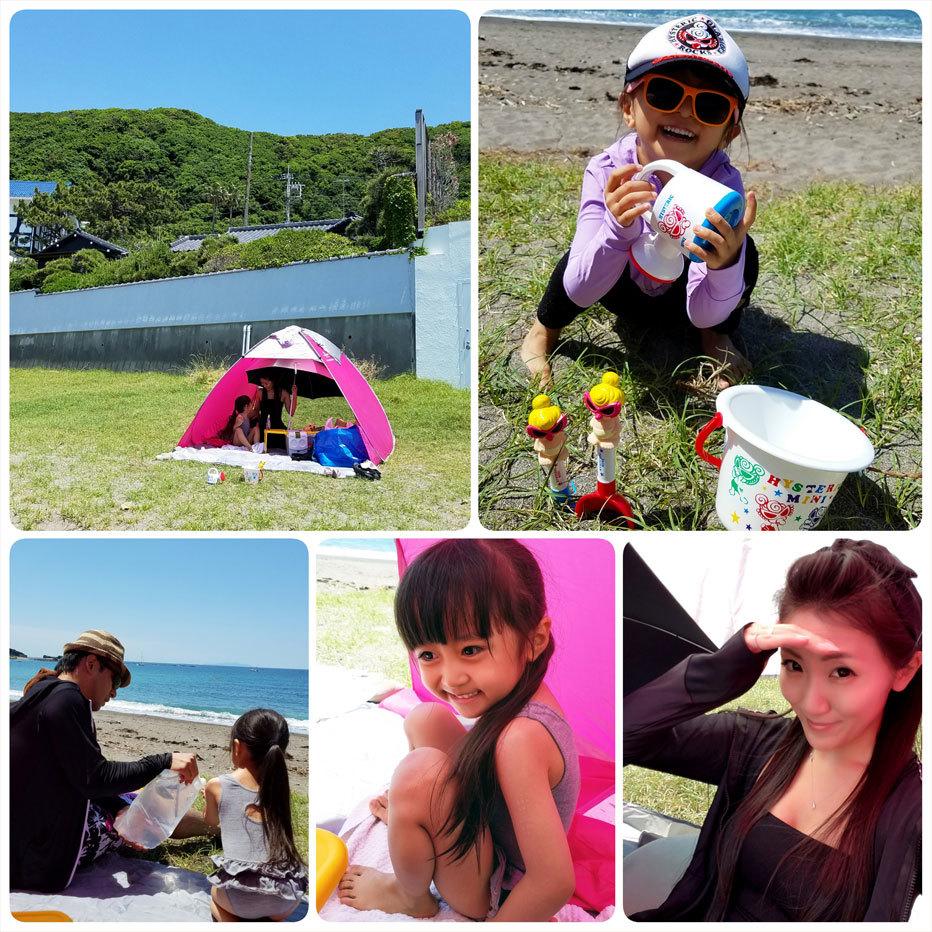 6月は一色海岸に2度行く事が出来ました☆_d0224894_03514445.jpg