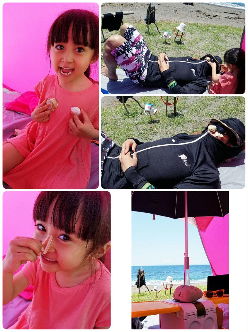 6月は一色海岸に2度行く事が出来ました☆_d0224894_04110461.jpg