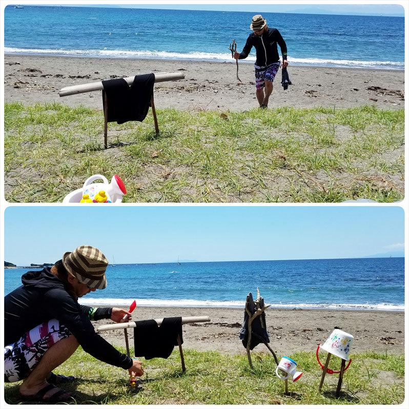 6月は一色海岸に2度行く事が出来ました☆_d0224894_04111055.jpg