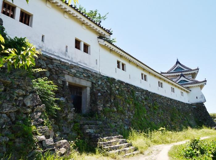 和歌山城 埋門(うずみもん)_b0093754_2112218.jpg