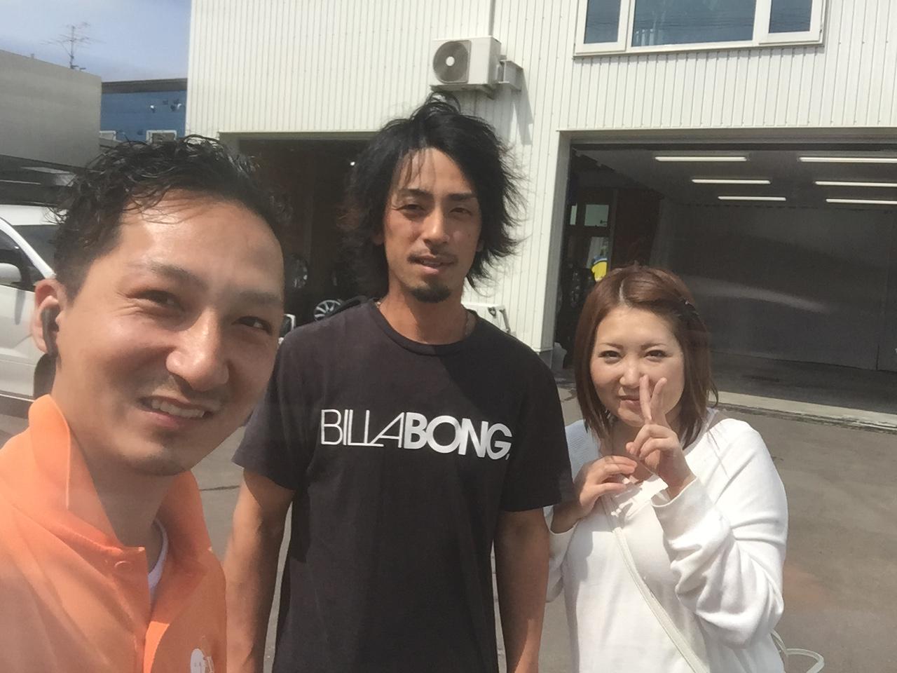 マサ店ブログ(^_-)-☆ご成約!ランクル、ハマー、アルファード_b0127002_17464776.jpg