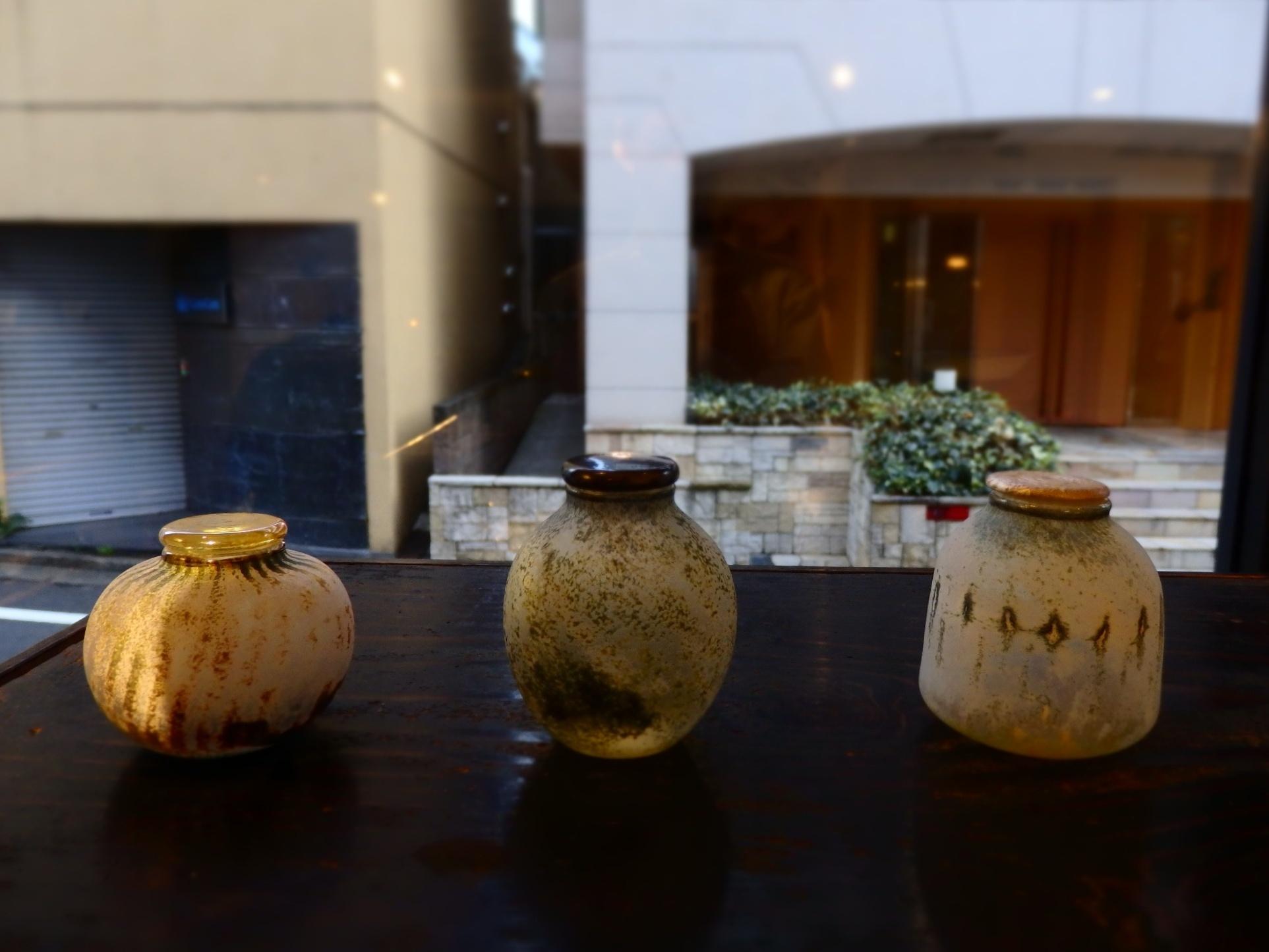 橋村野未知さんの展示1_f0351305_22404590.jpeg