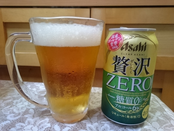 7/1夜勤明け キリン一番搾り東京に乾杯 + アサヒ贅沢ZERO_b0042308_16025583.jpg