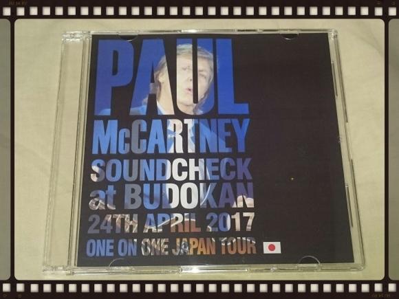 PAUL McCARTNEY / SOUNDCHECK at BUDOKAN_b0042308_16194435.jpg