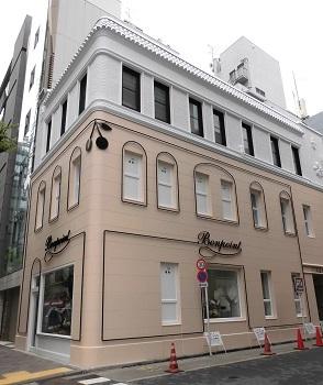 ビルの窓 銀座(東京)_e0098739_15215722.jpg