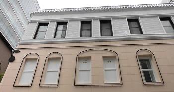 ビルの窓 銀座(東京)_e0098739_15245572.jpg