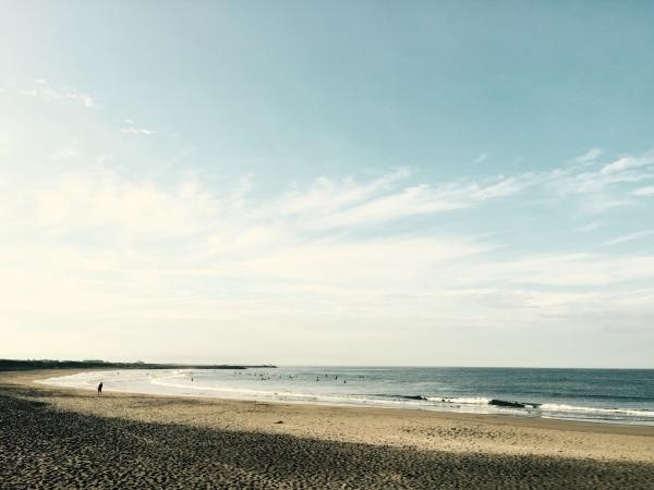 海辺の土曜日_a0103940_09195420.jpg
