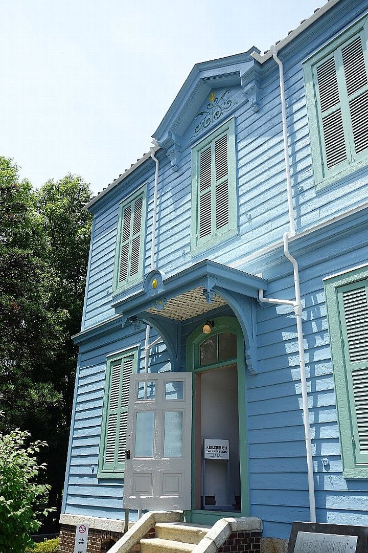旧松本カトリック教会司祭館_c0112559_08120077.jpg