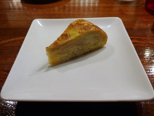新宿三丁目「スペイン料理 サウダージ」へ行く。_f0232060_1812214.jpg