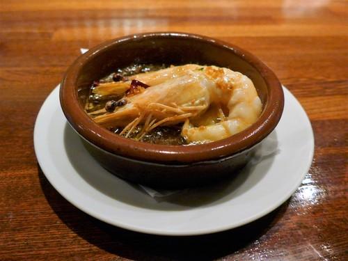新宿三丁目「スペイン料理 サウダージ」へ行く。_f0232060_18205786.jpg