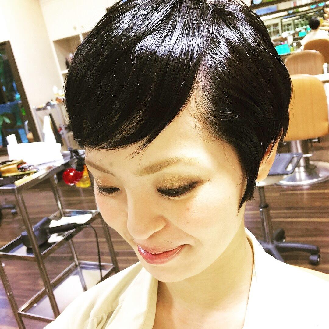 黒髪ショート_a0272765_10491141.jpg