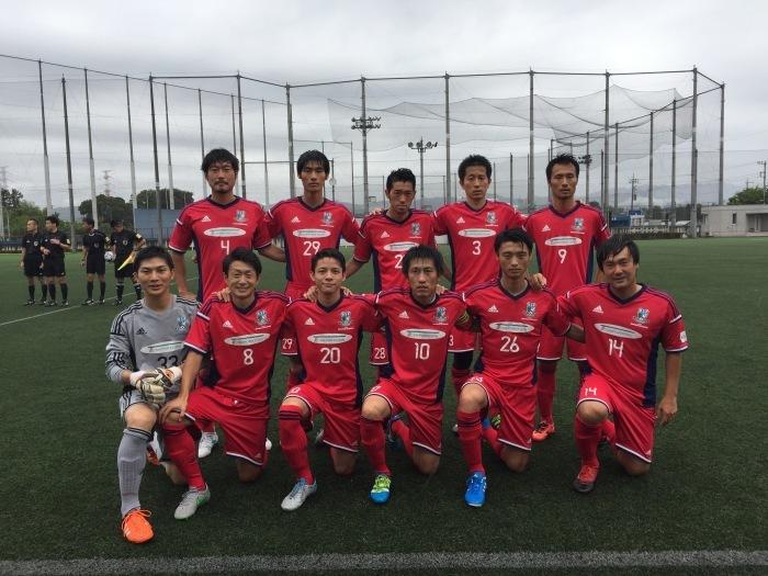関東リーグ第8節vs東京国際大学FC_a0109270_08182408.jpg