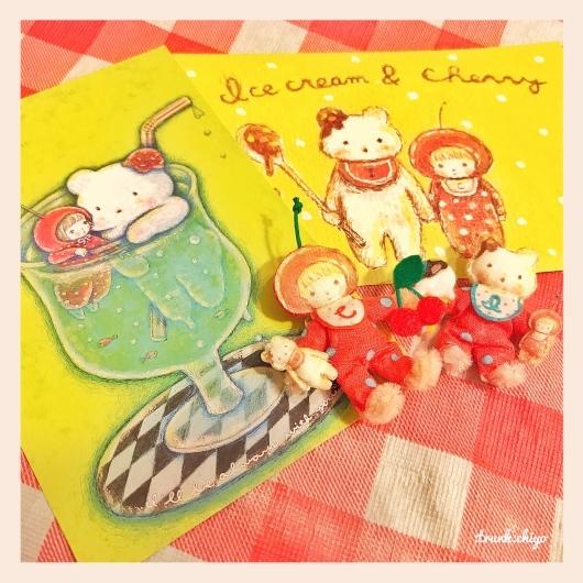 7/15.16.29.30*人形とバッグのワークショップ@pieni trunkukka_f0223074_04250065.jpg